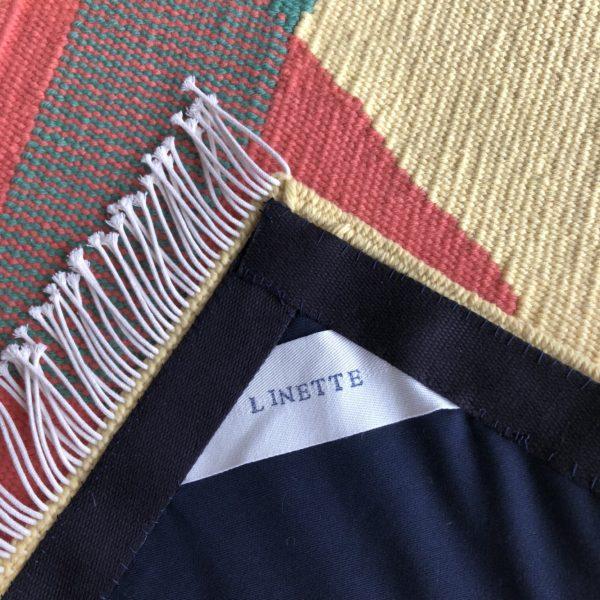 Linette-étiquette